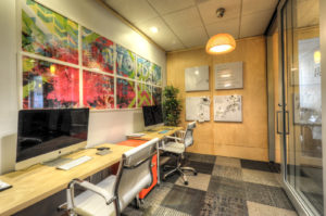 thrive cherry creek coworking office