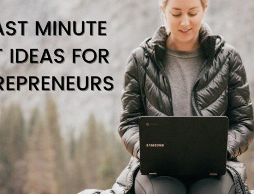 5 Last Minute Gift Ideas for Entrepreneurs & Digital Nomads