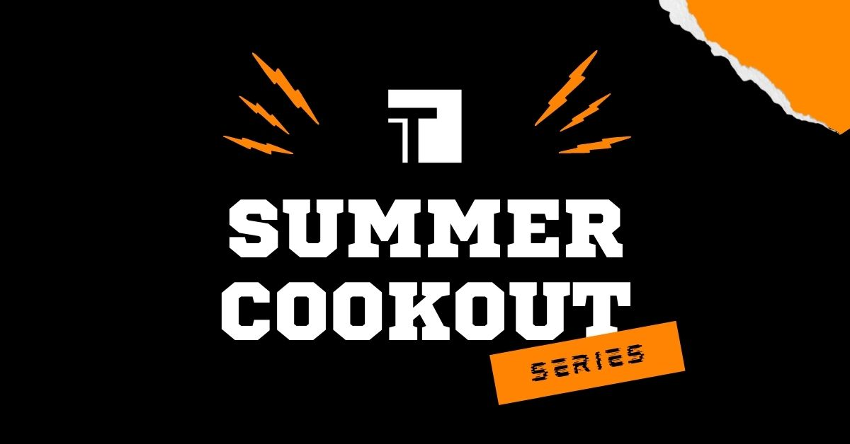 Cook Out Series Banner