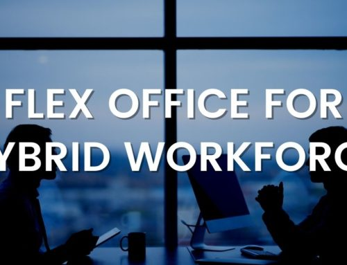 5 Reasons Why Flex Office or Coworking Makes Sense in a Hybrid Workforce World